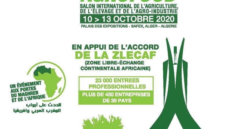 Le  Salon International de l'Elevage et de l'Agro-équipement en Algérie (SIPSA-SIMA)